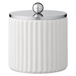 Lene Bjerre luksusowy pojemnik na waciki łazienkowy Marlie