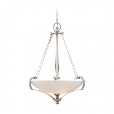 Elegancka lampa wisząca nad wyspę Ø 54cm New York