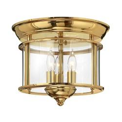 Lampa sufitowa plafon w klasycznym stylu nowojorskim
