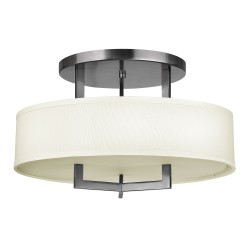 Plafon lampa sufitowa z abażurem Hamptons