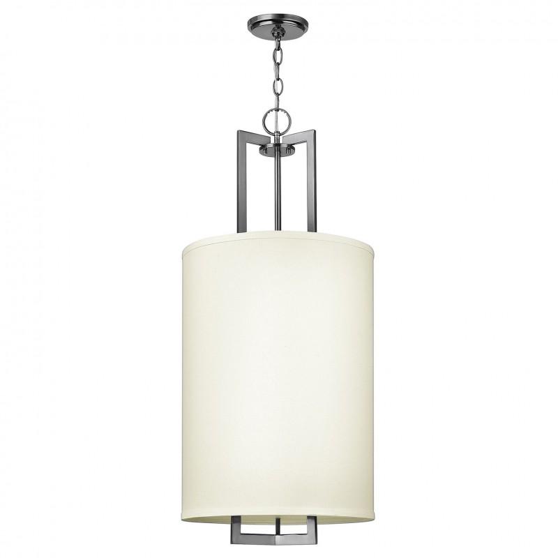 Lampa sufitowa-wisząca z abażurem Hamptons
