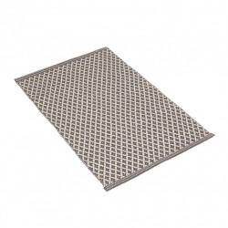Bawełniany chodnik w koniczynkę 60x90 Grey