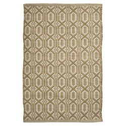 Tkany bawełniany chodnik 70x140 do sypilani lub kuchni New York Gold