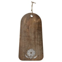 Deska do krojenia z drewna egzotycznego Lene Bjerre
