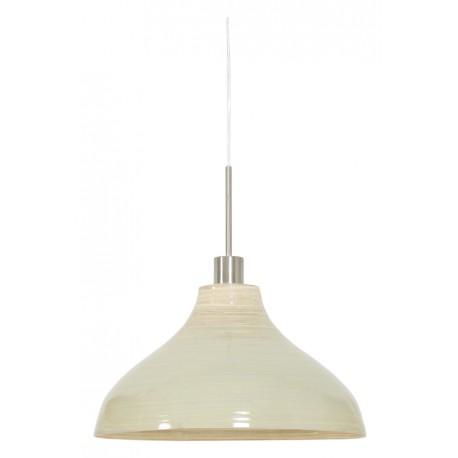 Lampa sufitowa Ø 40 do wnętrza skandynawskiego/Hamptons