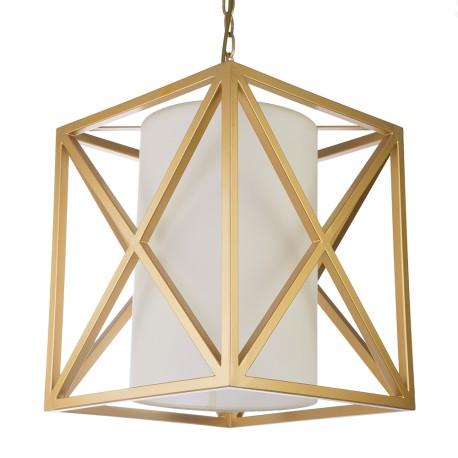New York złota lampa wisząca do salonu/sypilani