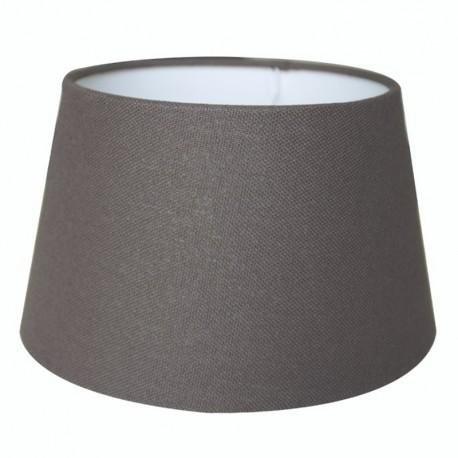 Abażur Ø 35 do lampy stołowej grafitowy
