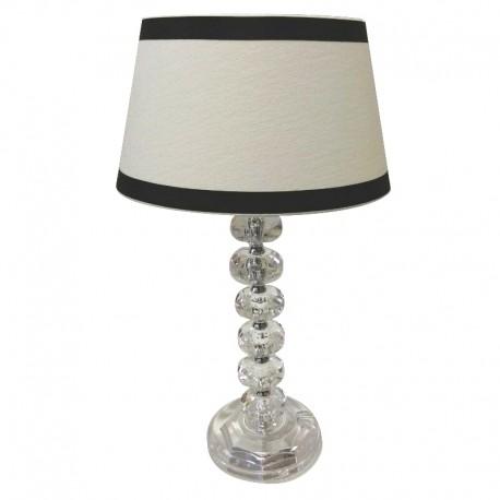 Lampa stołowa do sypialni nocna w stylu New York