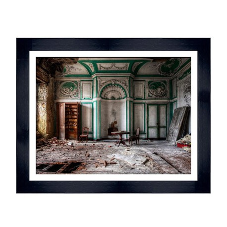 Obraz do salonu New York Art Deco Livingroom