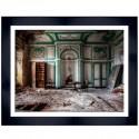 Obraz 67x57 do salonu New York Art Deco Livingroom