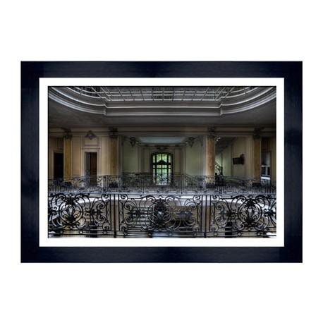 Obraz 67x57 do salonu New York Art Deco Balustrade