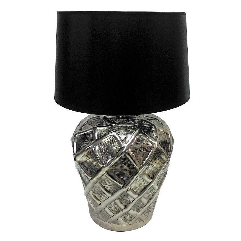 Lampa stołowa Silver Laguna L