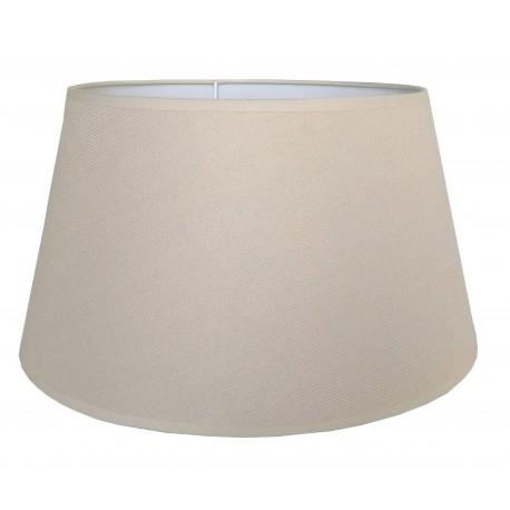 Abażur Ø 35 do lampy stołowej naturalny beż