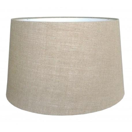 Abażur do lampy podłogowej Ø 45 Linen natural