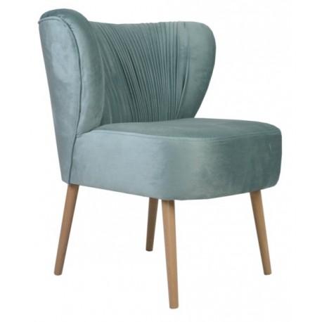 Tapicerowany fotel do sypialni/salonu New York