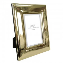 Złota ramka na zdjęcie 26x21 wnętrza New York, Modern Classic