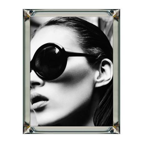 Obraz do sypialni 70x90 New York Glamour Kate Moss