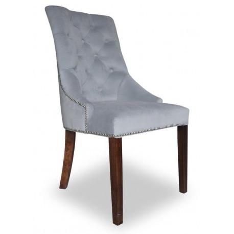 Eleganckie i luksusowe krzesło do jadalni w stylu Modern Classic, New York, Glamour