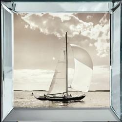 Obraz do sypialni Hamptons Sailing 1