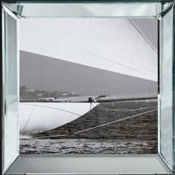 Obraz do sypialni 50X50 Hamptons Sailing 2