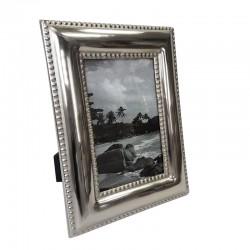 Eleganck niklowana ramka na zdjęcie Hamptons