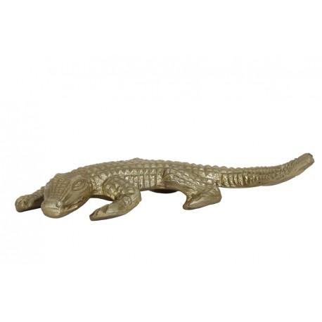 Dekoracyjna figurka krokodyl