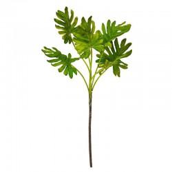 Dkoracyjna gałązka liści palmy Etno Chic