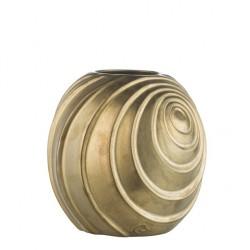 Lene Bjerre antyczny złoty wazon Art Deco