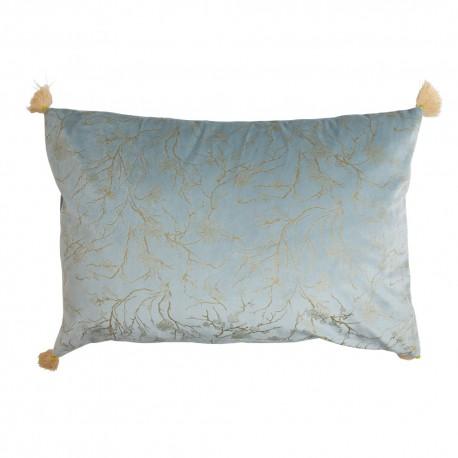 Luksusowa aksamitna poduszka do sypialni 40x60