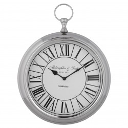 Elegancki zegar do kuchni w stylu angielskim