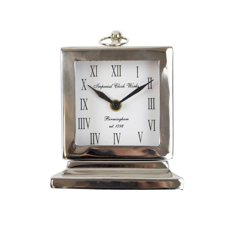 Luksusowy zegarek na szafkę nocną Modern Classic