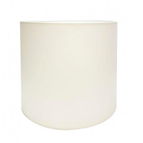 Do lampy stołowej Ø30 ecrii luksusowy abażur cylinder
