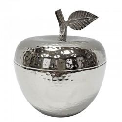 Luksusowa szkatułka w kształcie jabłka