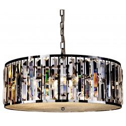 Kryształowa lampa wisząca w stylu Hollywood