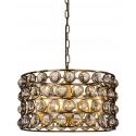 Art deco dekoracyjna lampa wisząca nad stół