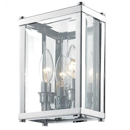 Nowojorski kinkiet latarnia na klatkę korytarz