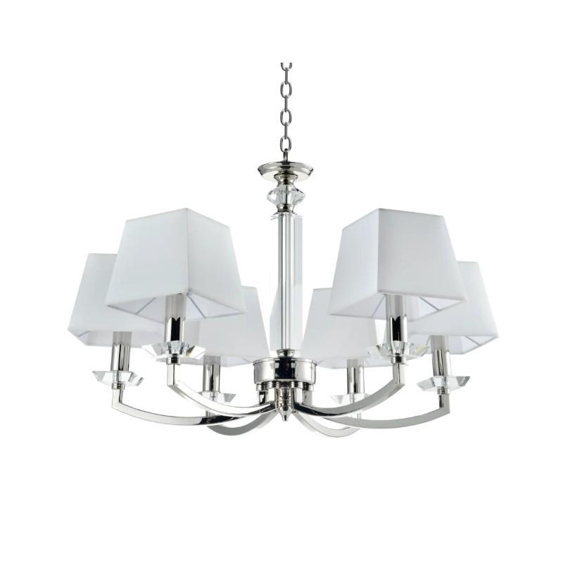 Modern Classic Ø79 nowoczesny kryształowy żyrandol do sypialni