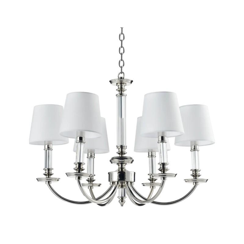 Modern Classic Ø70 luksusowy kryształowy żyrandol do sypialni