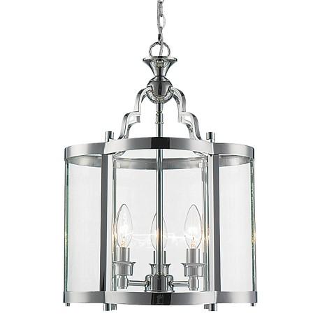 Stylowa lampa latarinia na korytarz