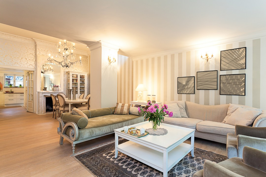 Aran acje salonu w stylu prowansalskim blog villadecor for W and p design