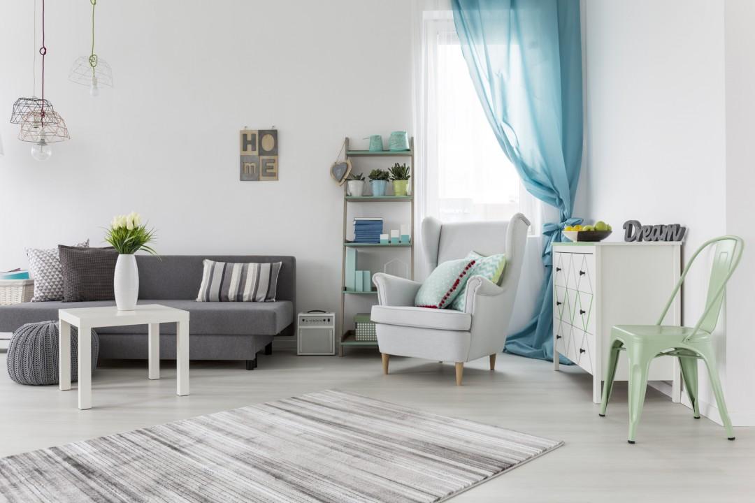 Białe Wnętrza Czyli Dobre Pomysły Na Skandynawskie Mieszkanie Blog