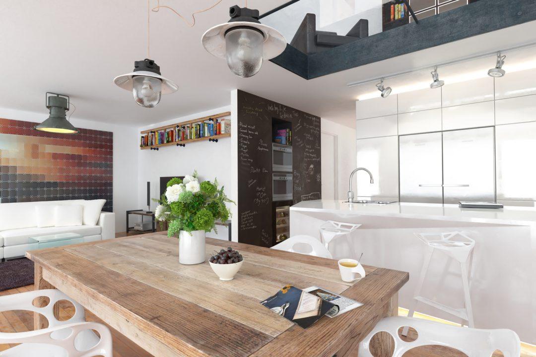 Jak Urzadzic Kuchnie W Stylu Industrialnym Blog Villadecor