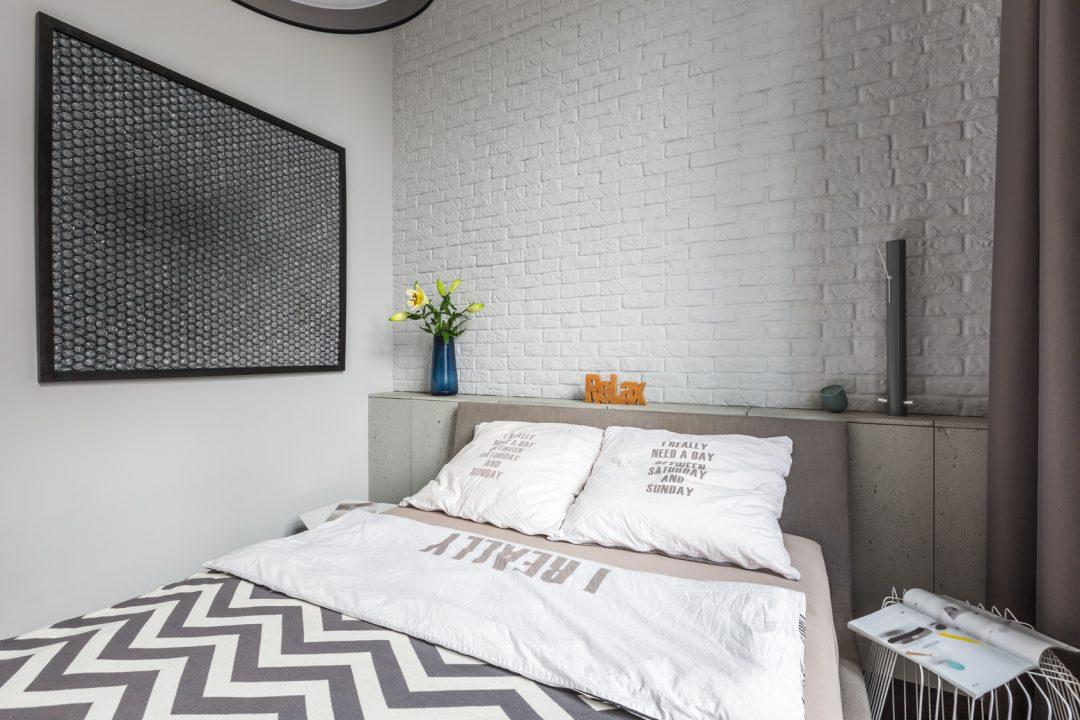 Jak urządzić małą sypialnię? Przykładowe aranżacje - Blog ...