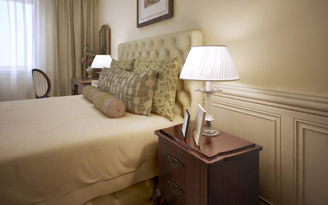 Sypialnia w stylu angielskim. Inspiracje wnętrz - Blog ...