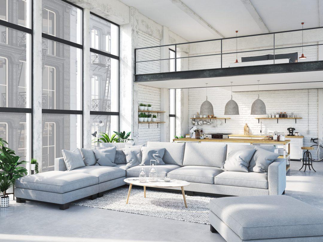 salon w stylu industrialnym pomys y i inspiracje blog villadecor. Black Bedroom Furniture Sets. Home Design Ideas