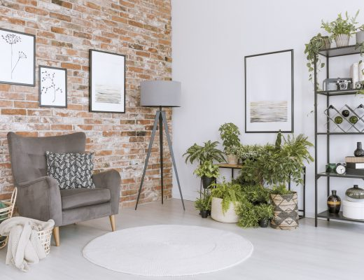 fotele tapicerowane do salonu
