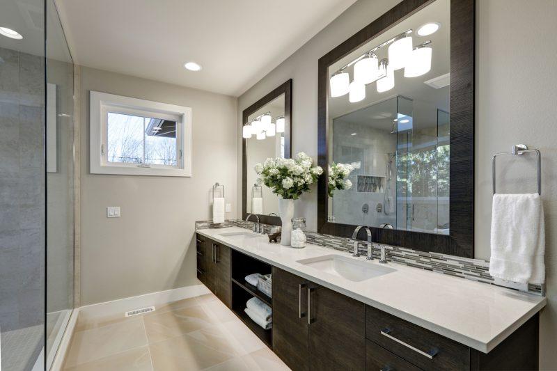 Oświetlenie łazienkowe Nad Lustrem Aranżacje Blog
